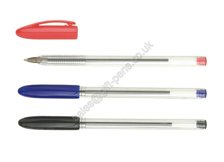 cheap office ink ball pen in box packing for chain store selling