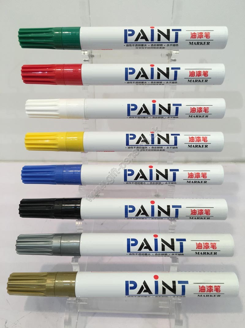 Amazon sell Acrylic tip wterproof no fading pingment ink paint marker pen