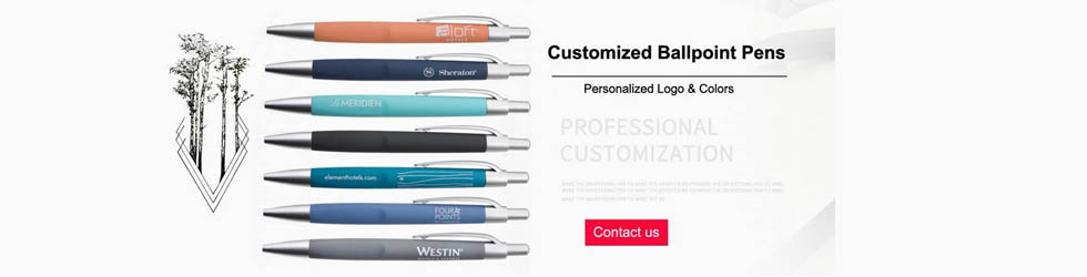 China pen supplier